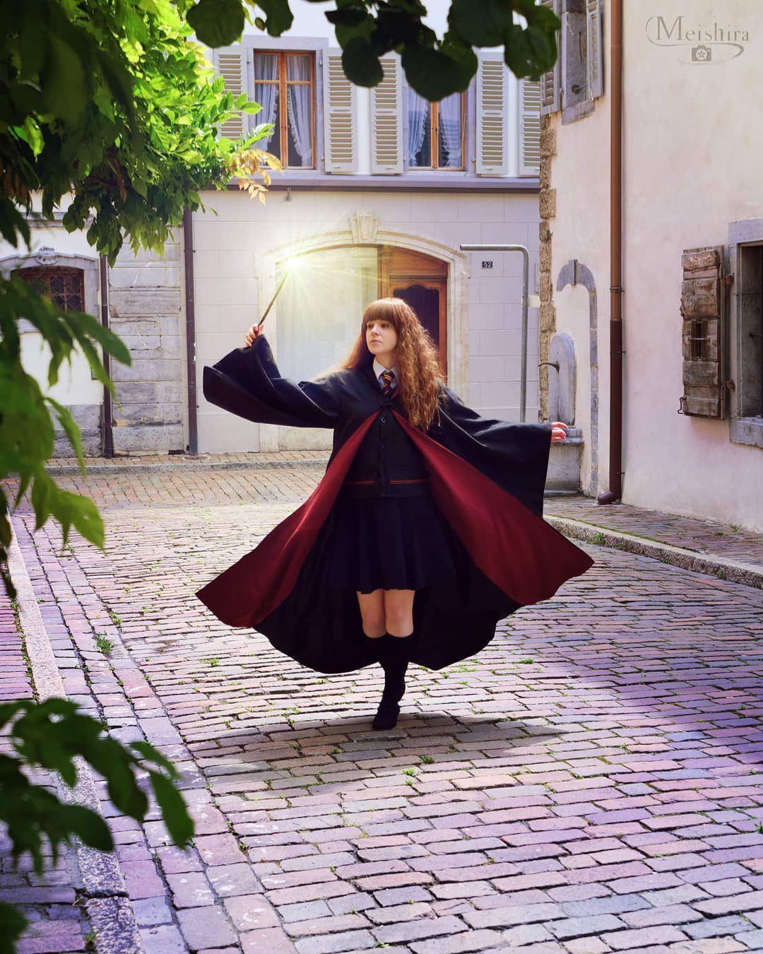 Cosplay Hermione