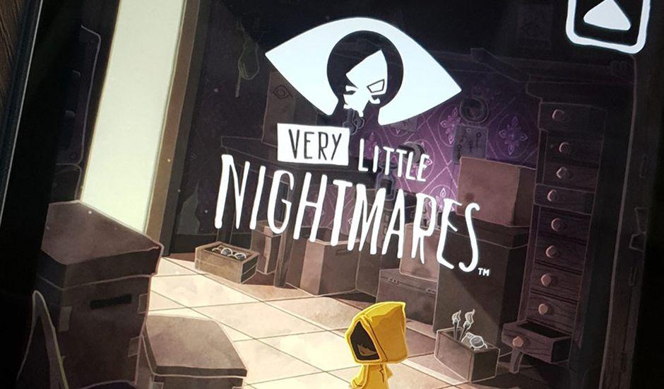 Test du jeu Very Little Nightmares