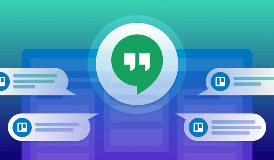 google hangouts power-ups trello