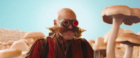 sonic le film bande-annonce personnage docteur robotnik