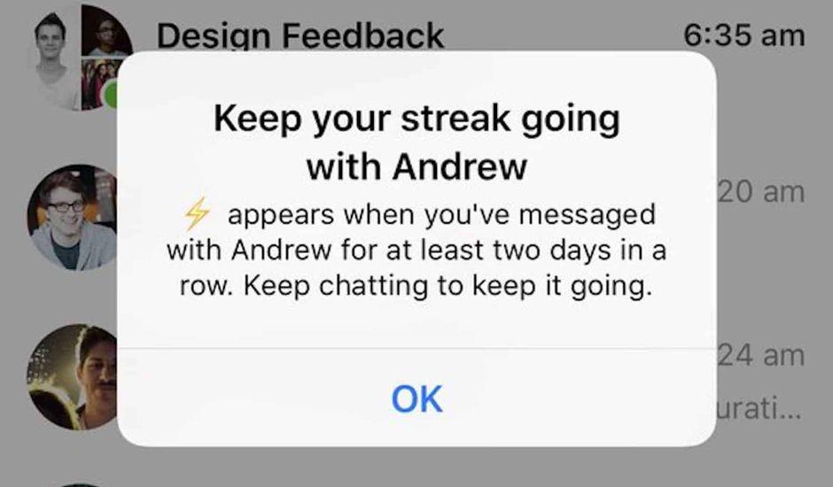 Facebook Messenger Snapchat emoji