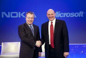 Nokia racheté par Microsoft