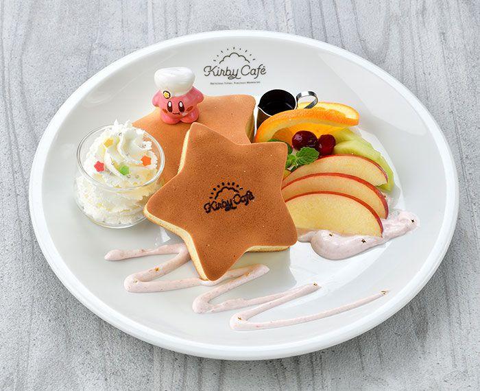 kirby pancake étoile