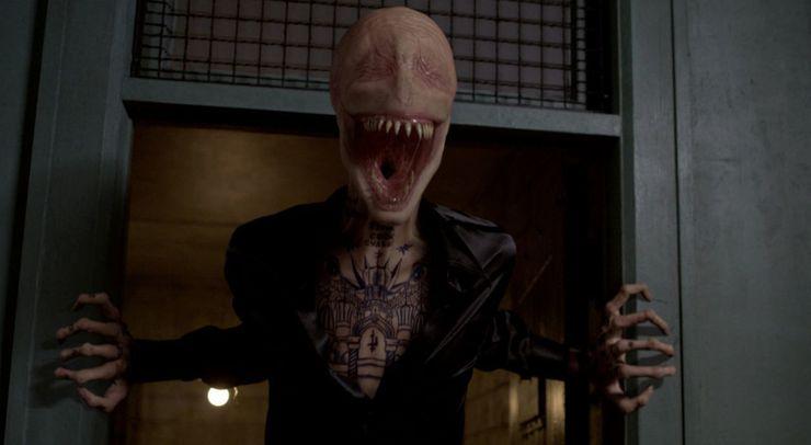 Smiley Man dans Les Nouveaux Mutants