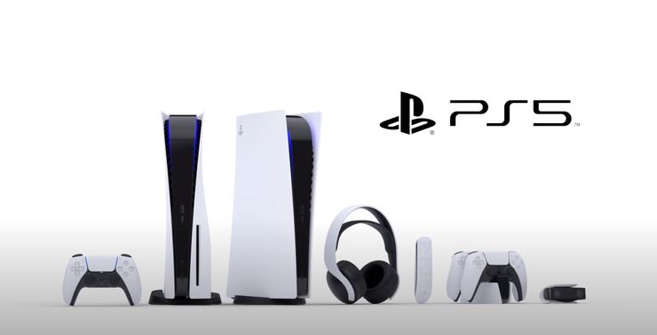 La PlayStation 5 et ses différents accessoires