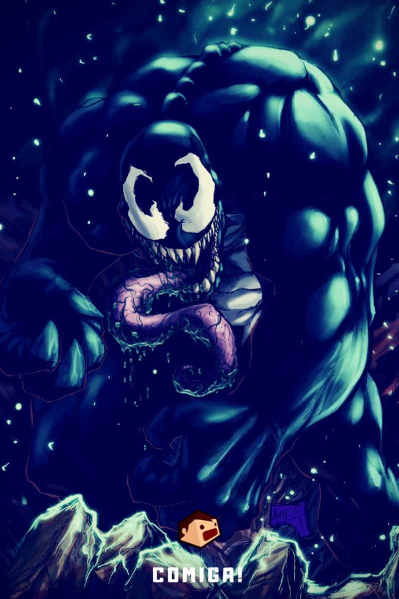 super-vilains marvel comics venom