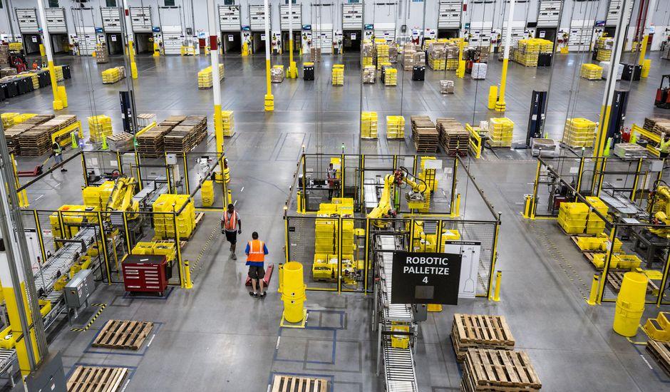 Amazon ferme ses entrepôts en France pour « une durée initiale de 5 jours »