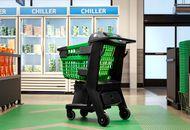 Un charriot Dash Cart d'Amazon.