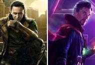 Loki et le Dr. Strange dans le MCU