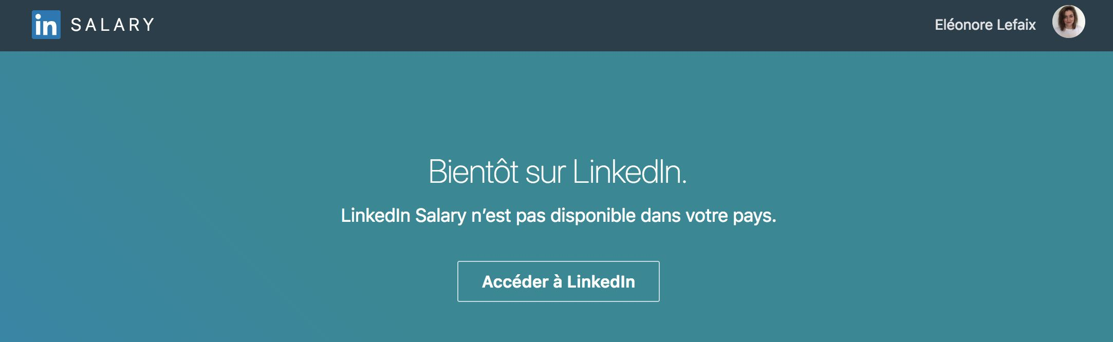 LinkedIn : l'estimation de salaire désormais visible en France