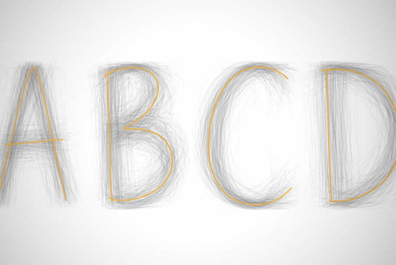 Universal Typeface Experiment BIC 3