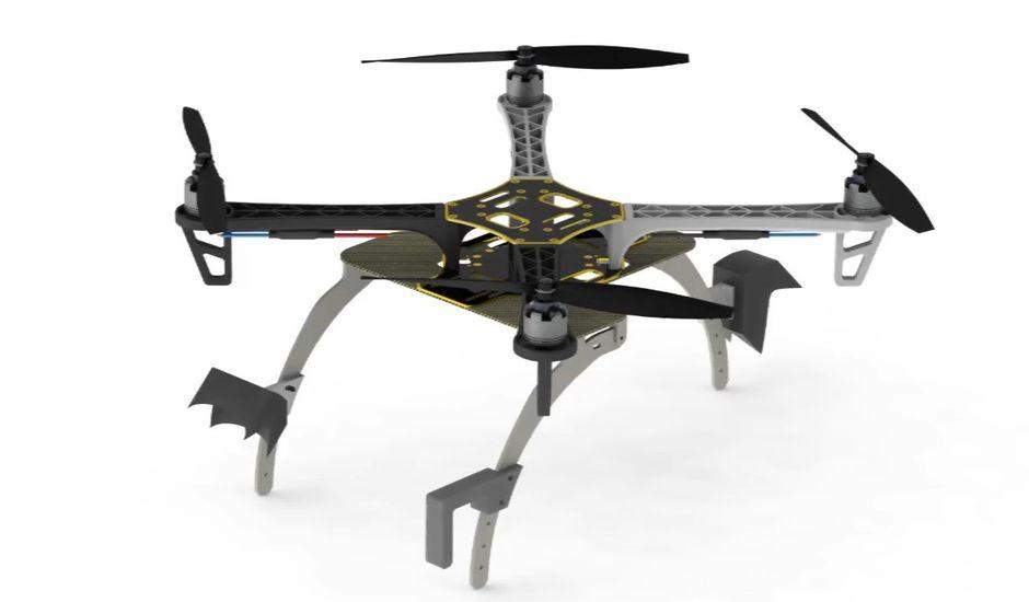 Nouveau drone