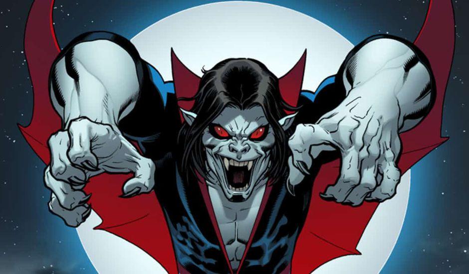 Jared Leto dans le rôle de Morbius