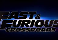 Logo de Fast and Furious : Crossroads