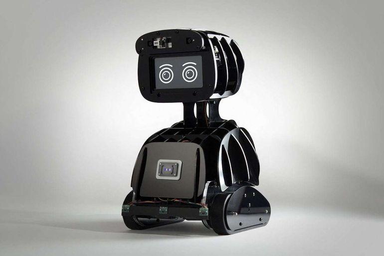 misty 1 de Misty Robotics