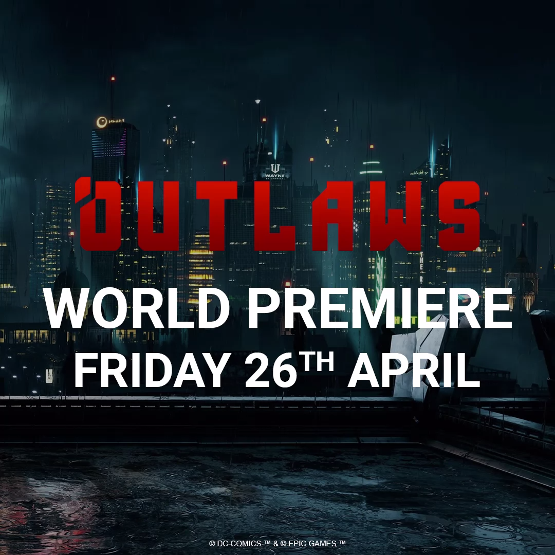 outlaws futur jeu vidéo de Warner Bros Interactive Entertainment sur le Bat Universe