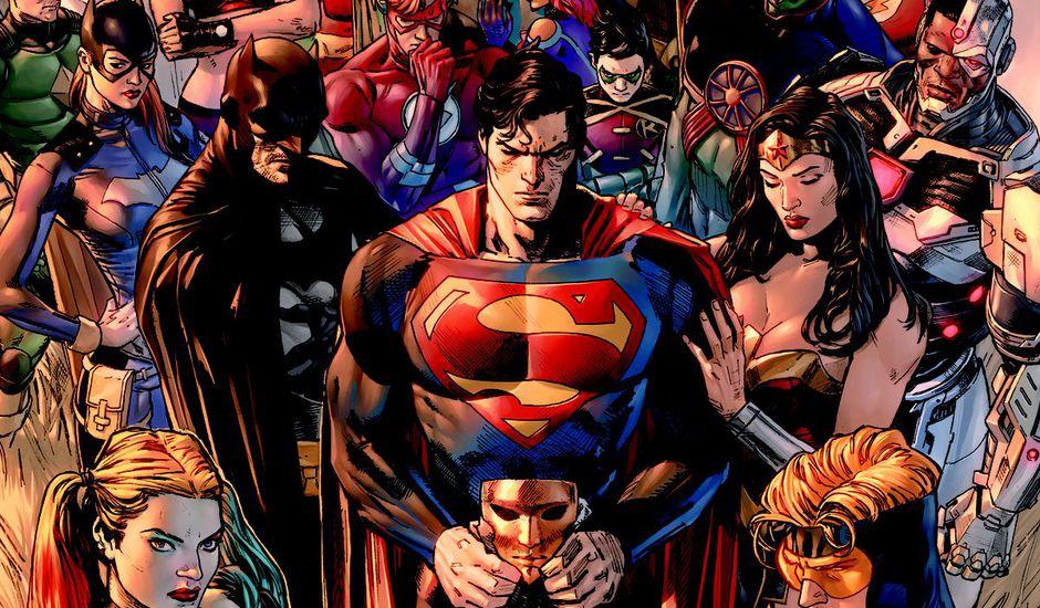 Heroes in Crisis arrive en France chez Urban Comics