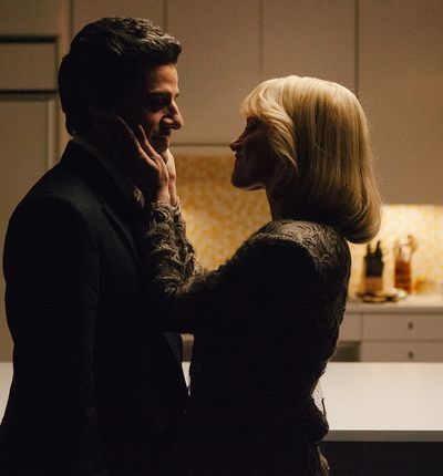 Scenes from a marriage oscar isaac jessica chastain hbo