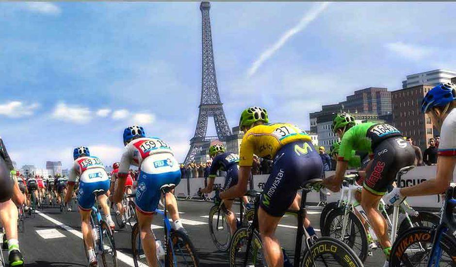 jeu console tour de france pro cycling manager
