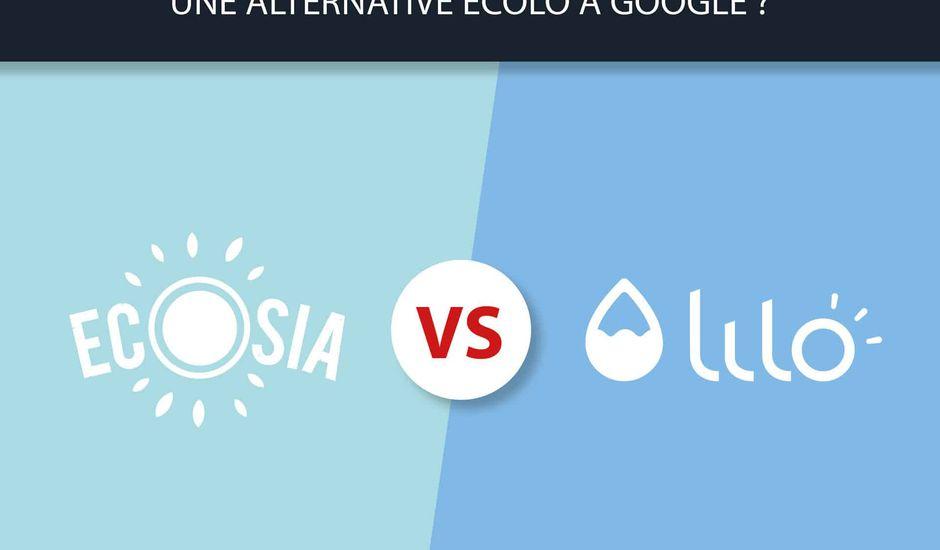 Couverture Ecosia VS Lilo