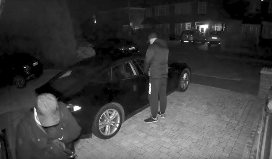 Une Tesla Model S a été dérobée au domicile de son propriétaire