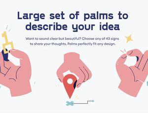 présentation Palms