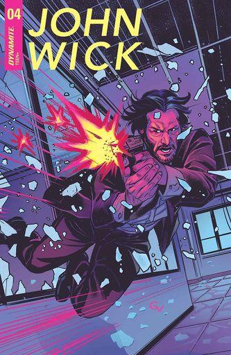 John Wick Comics