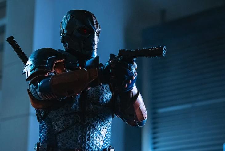 serie titans deathstroke