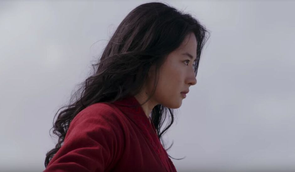 Le premier trailer de l'adaptation de Mulan par Disney