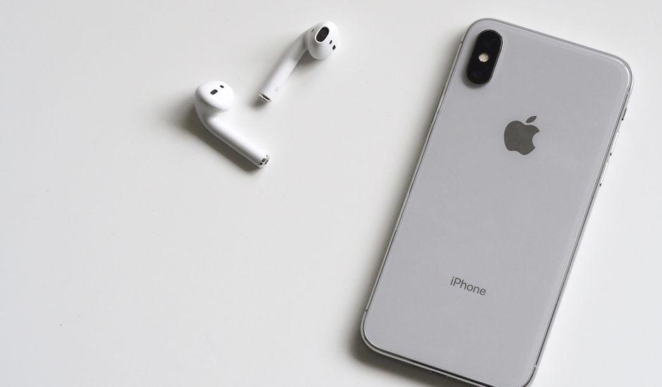 iPhone X et double objectif