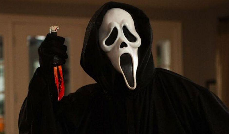 scream ghostface wes craven