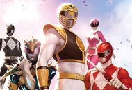 Power Rangers reboot