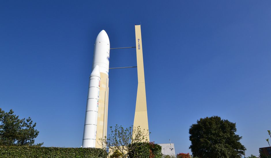 fusée Ariane