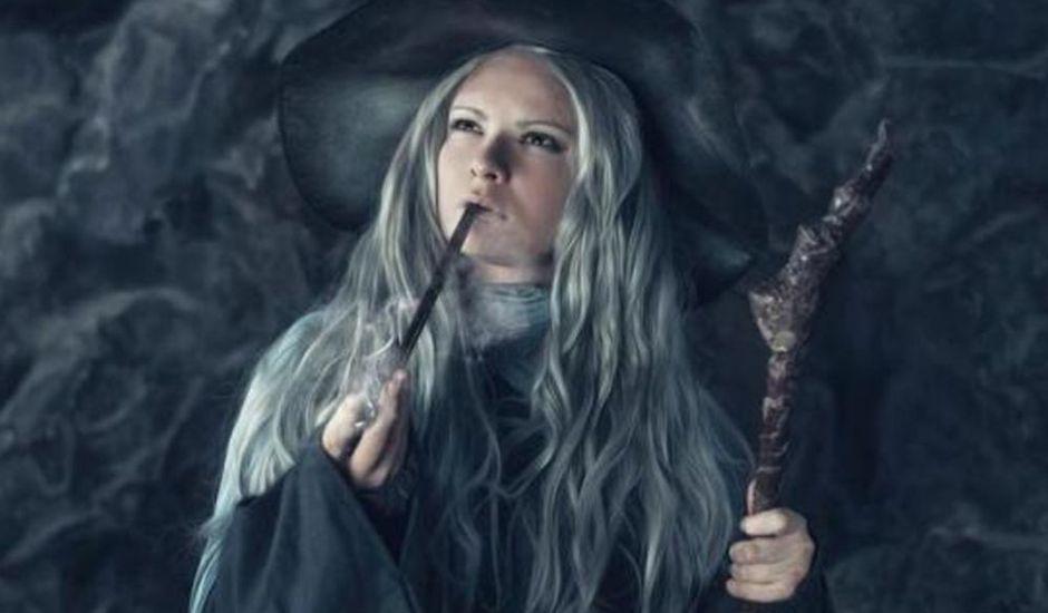 le seigneur des anneaux où gandalf est joué par une actrice