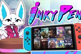 InkyPen, l'application qui permet aux utilisateurs Switch de visionnaliser des milliers de comics, directement sur leur console