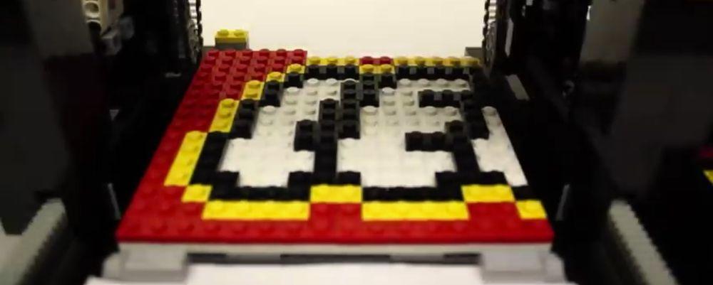 Bricasso imprimante 3D lego 4