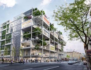 Le prochain magasin IKEA à Vienne.
