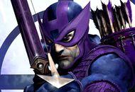 oeil de faucon adaptation serie tv comics avengers