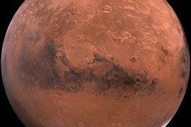 Il y aurait de l'eau et de l'oxygène sur Mars pour pouvoir y vivre.