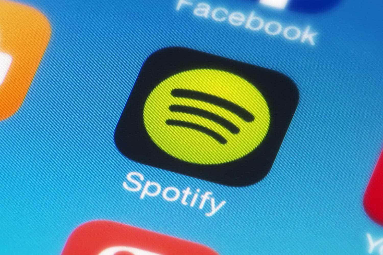 Spotify sur Safari