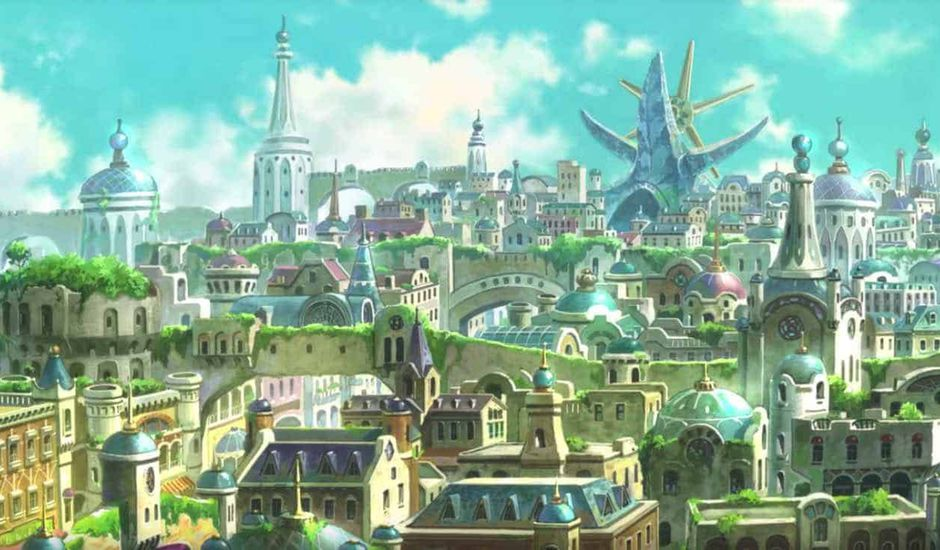 ni no kuni film d'animation studio level-5
