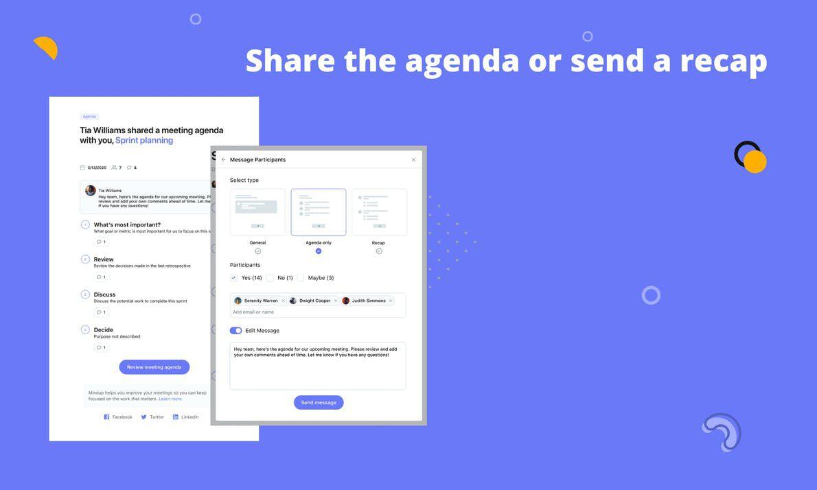 mindup partage