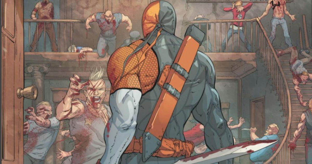 Dceased Unkillables : Urban Comics dévoile un extrait du tome 2