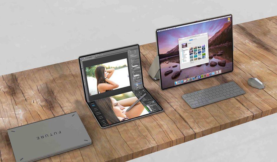 Apple travaillerait sur un nouvel iPad pliable.