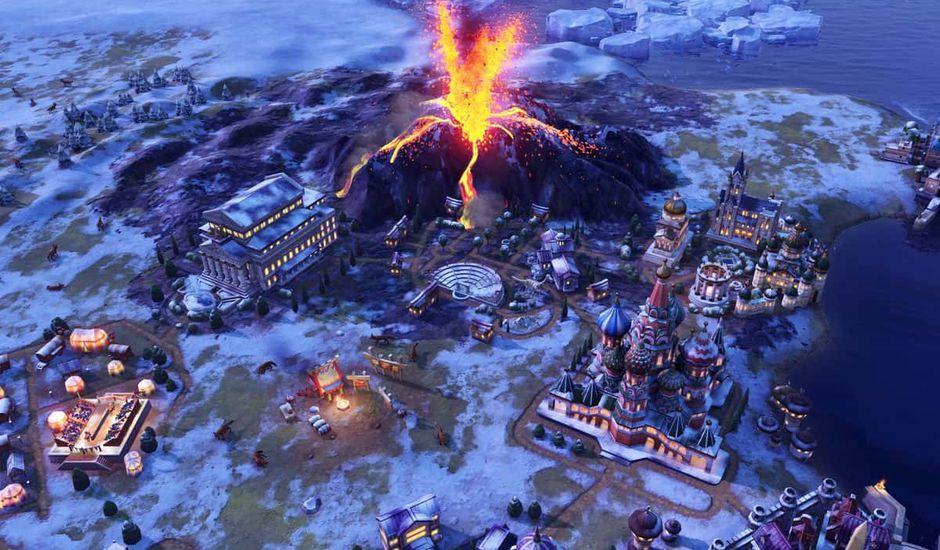 Cross-save PC Switch pour le jeu Civilization VI