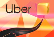Illustration du logo de Uber