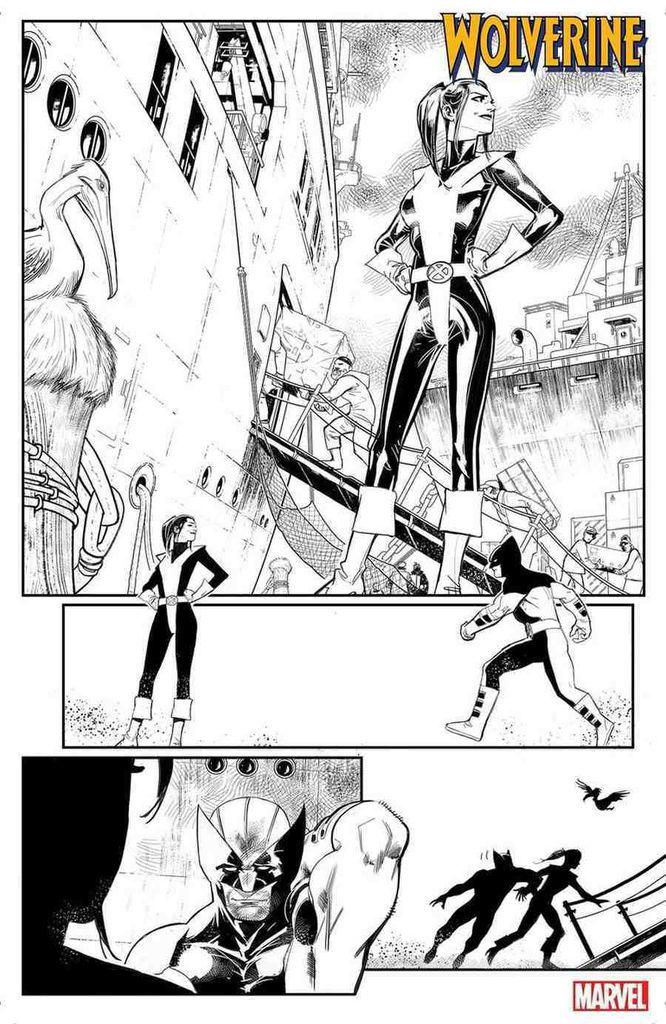wolverine x-men marvel comics