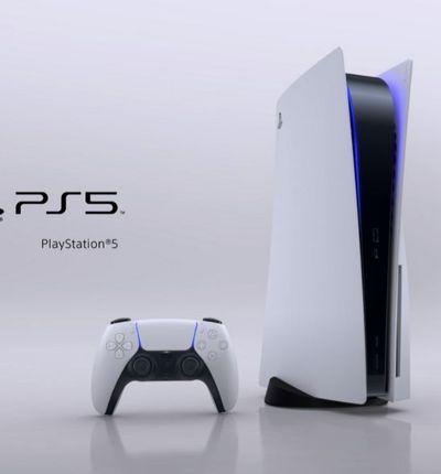 Design de la PlayStation 5 de Sony