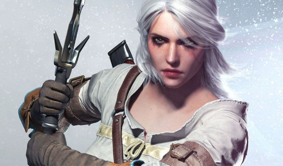 Ciri dans The Witcher 3 : Wild Hunter