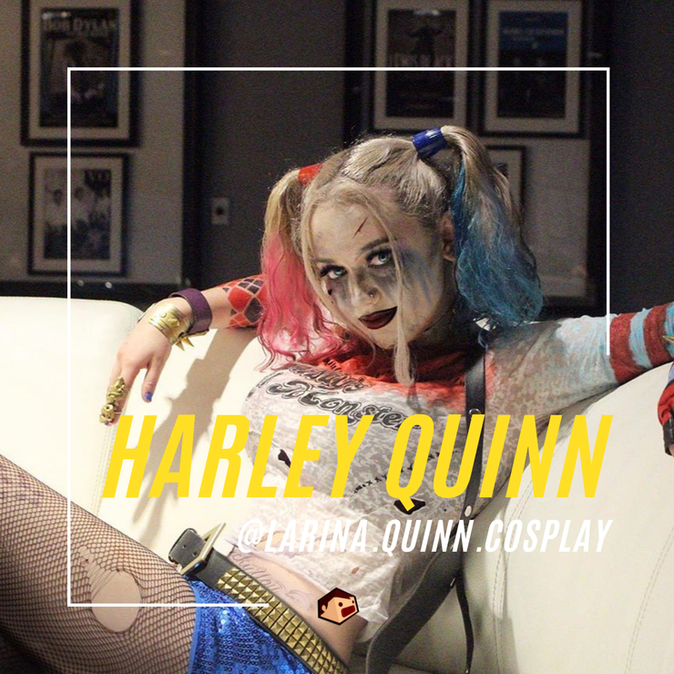 cosplay harley quinn DC